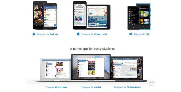 استفاده از چندین حساب تلگرام در کامپیوتر و موبایل