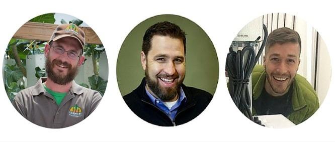 hortamericas-chris-nate-tyler دکتر نیت، کریس هیگینز و تایلر باراس
